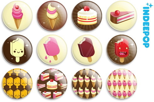Freebies Icons - Freaky Crema by ~dimpoart