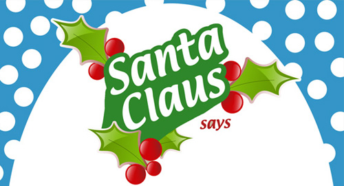 santa claus paper craft Christmas Design Resources: Santa Claus