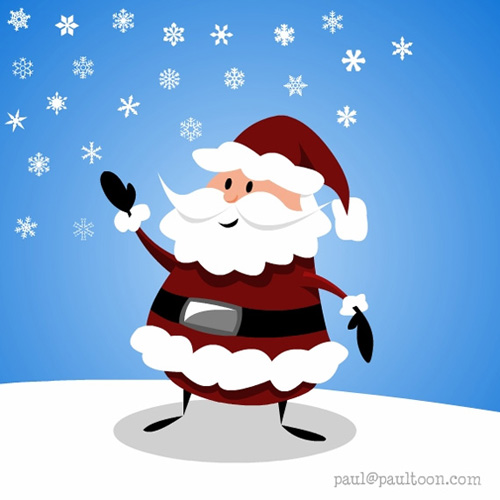 santa hohoho Christmas Design Resources: Santa Claus