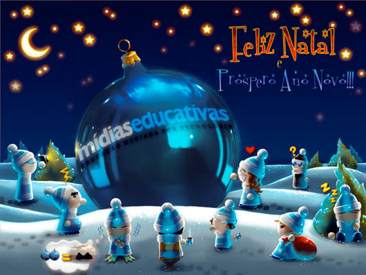 feliz natal 50 Christmas and New Year Desktop Wallpapers